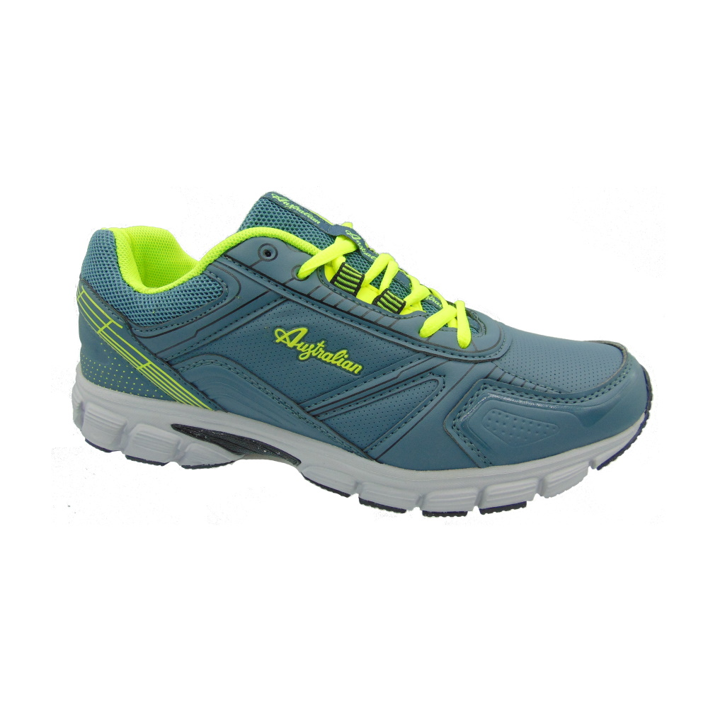 Scarpa Running Uomo Australian AU310  Grey/Yellow.